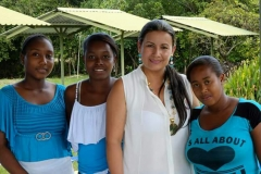 Ceida Cardozo, gestora Social de Monterrey/foto:archivo particular